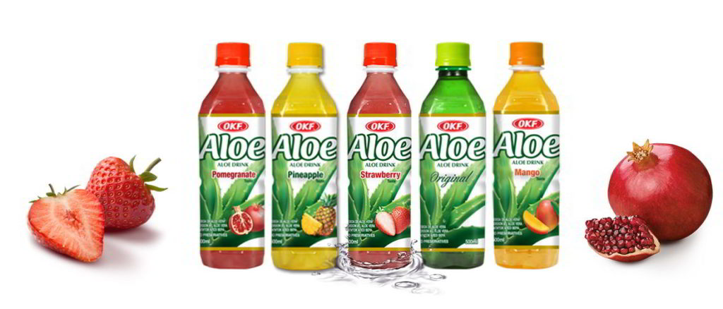 aloe standard okf
