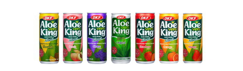 aloe vera king okf